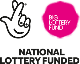 National Lottery Big Lottery Fund logo