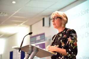 Gemma Scire, WLL partnership Chair, talks about the joys and challenges of partnership working