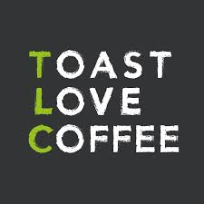 Toast Love Coffee logo