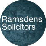 Ramsdens Solicitors logo
