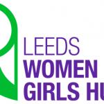 Leeds Women and Girls' Hub logo