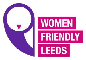 Women Friendly Leeds logo
