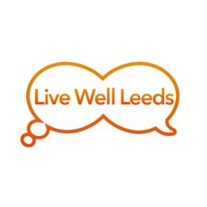 Live Well Leeds Logo
